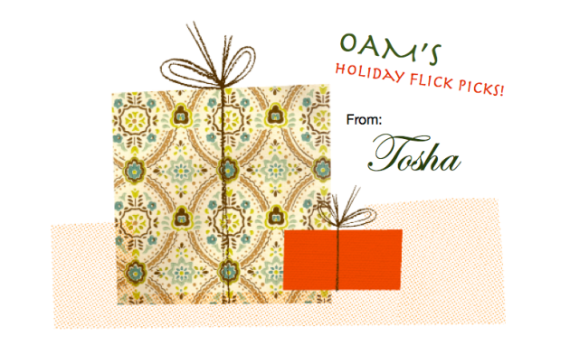 Tosha Holiday Flick Picks