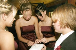 Kyla - Shawna's Wedding
