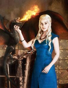 Daenerys Season 3