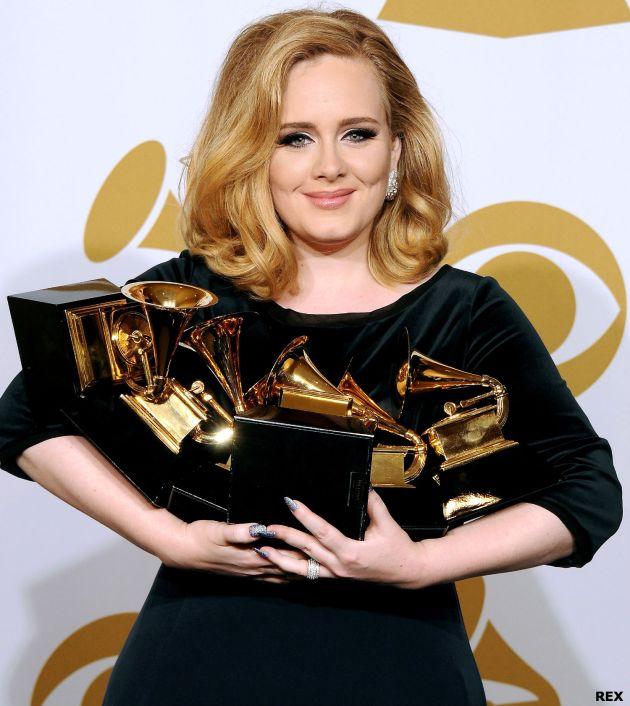 Adele-Grammys
