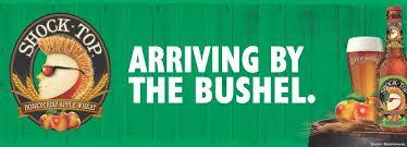 Shock Top Bushel Banner