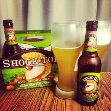 Shock Top Honeycrisp Apple Beer