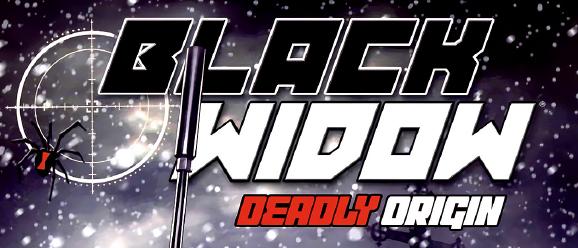 Black Widow Deadly Origins