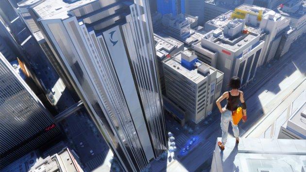 Cityscape 2 - Mirror's Edge